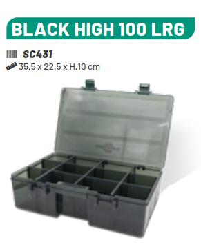 Colmic Scatola Black Higt 100 large COLSC431