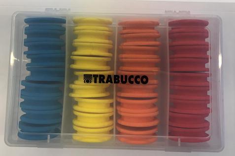 Trabucco Scatola 36 Rotolini TRA105-11-000