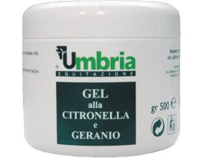 Gel repellente UMBRIA EQUITAZIONE alla Citronella UMBPU00311