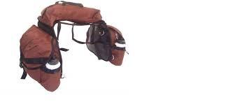 Bisaccia posteriore  3 tasche Lakota UMBAC00114
