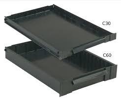 Cassetto Laterale RIVE in plastica altezza 30mm - MOS708661