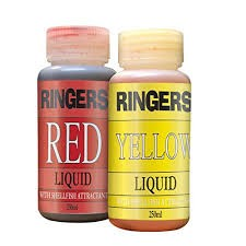 Ringers Liquid Red - Yellow  250 ml  WILRPL