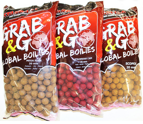 Starbaits Grab and go Global 10 kg SENG&G