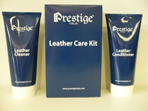 Kit per la pulizia del cuoio PRESTIGE PREE725100