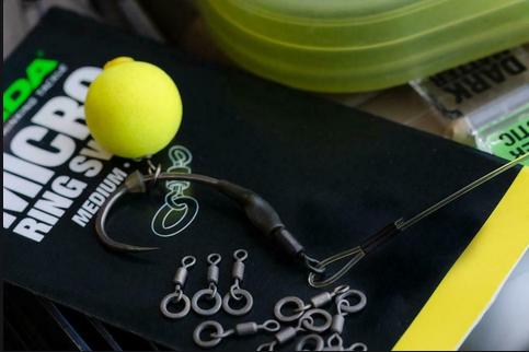 Korda Micro Ring Swivel - Medium KORKMRSM