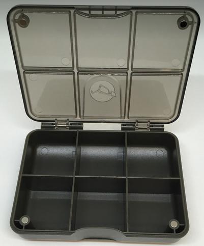 Korda Nini Box 6 Compartment KORKBOX8