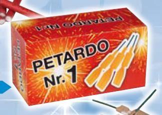 Petardo nr.1 CEN109B