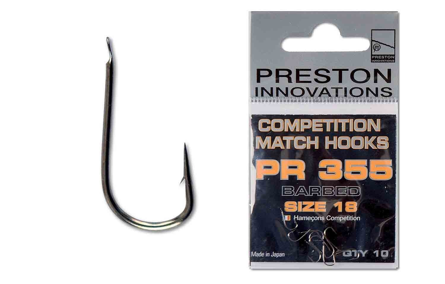 Preston Ami PR355 con ardiglione Competition Match BETPRC355