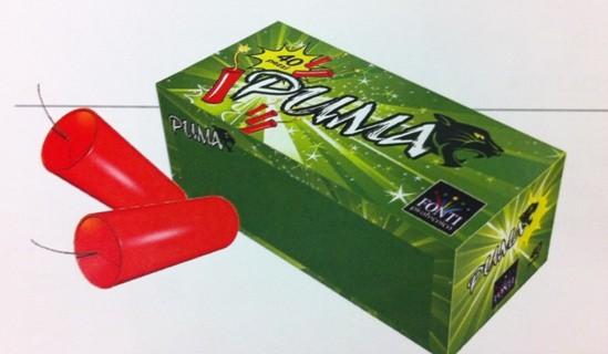 Puma FONTI pirotecnica FONF0050