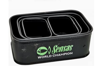Sensas Set Bac Eva WORLD Champion 5 in 1 SEN28027