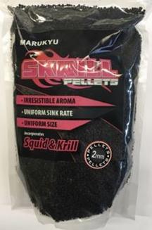Marukyu Skrill Pellets Squid & Krill 800 gr COGJSK