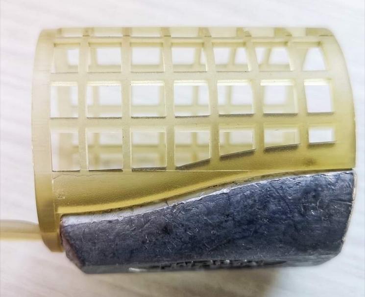 NuFish - Smooth Hound Plastic Cage WILSMO