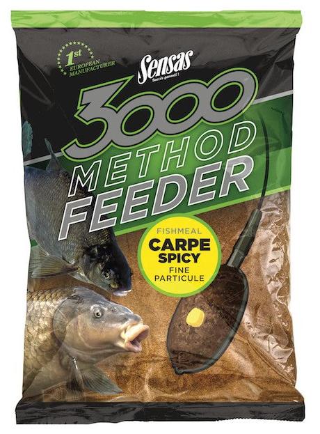3000 Method Carpe Spicy Sensas SEN70731