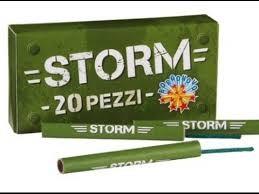 Petardo Storm Borgonovo CEN107A
