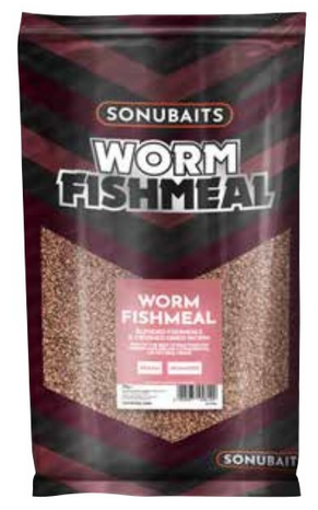 Sonubaits Woerm Fishmeal mix 2kg BETS0770002
