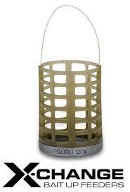 GURU X-CHANGE Bait up feeder KORGAD15
