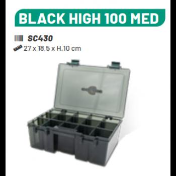 Colmic Scatola Black Higt 100 medium COLSC430