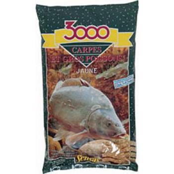 Pastura 3000 Carpes Jaune- 1kg - SEN00221