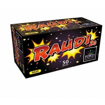 Petardo Flash -  RAUDI 2.0 - FONF0020