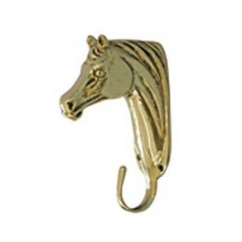Gancio appendibriglie UMBRIA  di testa di cavallo UMBVA00312