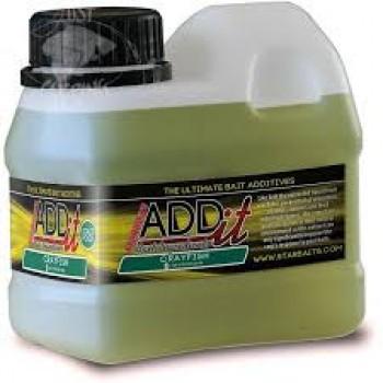 Starbaits Add'it Liquide - Additivo -Hemp Oil - 500ML - SEN03794