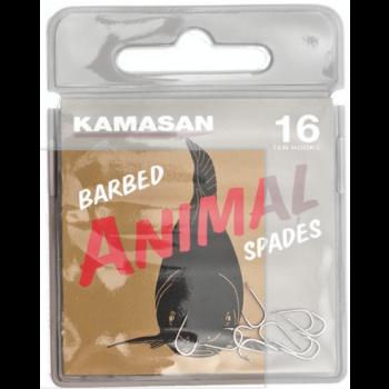 KAMASAN Animal Spade Barbless WILANISPA