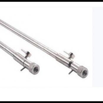 Bank Stick Acciaio - lunghezza 75 cm TRA192-10-075