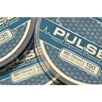 Braid Pulse GURU 8 fili 150 mt KORGPULB8