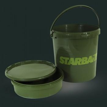 Secchio + baccinella + coperchio 21 lt STARBAITS Bucket SEN06125