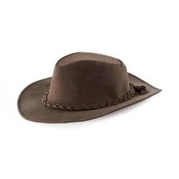 Cappello Western Cuoio UMBAB00255