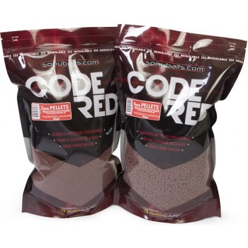 Code Red Pellets 2 mm SONUBAITS BETSCR/FP02
