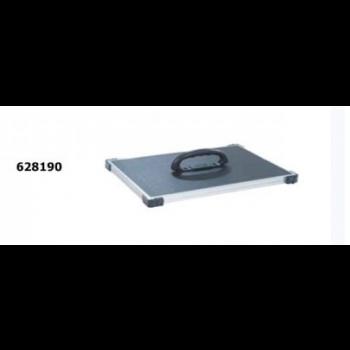 RIVE- Coperchio cassettiera Alluminio F2 MOS628190