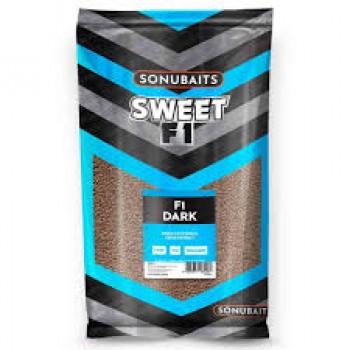 Sonubaits F1 Dark 2 kg BETS0770018