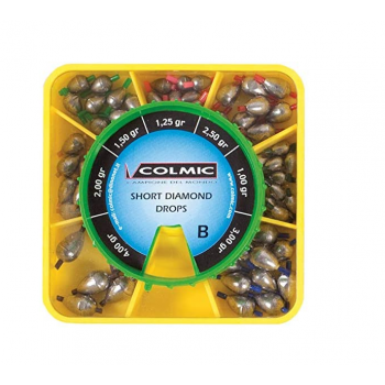 COLMIC Torpille Passanti Diamond Short Box B COLPOMA01B