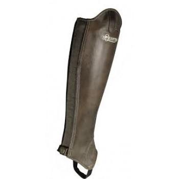 Gambali Pelle Equestro Dunster neri UMBAB00084A
