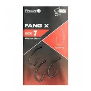 NASH Ami Fang X micro barb KEVFANGX