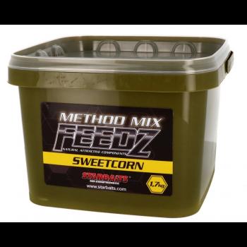 STARBAITS FEEDZ METHOD  1.7 KG Quatro gusti disponibili SENFEEMET