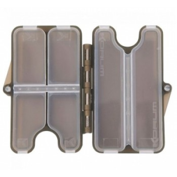 Korum ITM CLAMSHELL BOXES - 6 comparti - BETKBOX/04