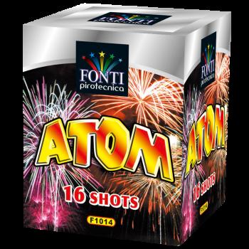 Spettacolo Atom 16 tubi di lancio FONF1014