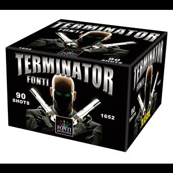 Spettacolo Terminator 90 lanci Fonti FOND1652