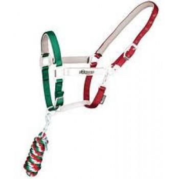 Equestro Cavezza mod. Flaggy Italy UMBCA00512
