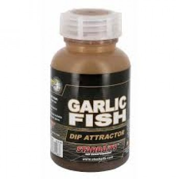 Dip Attractor Garlic Fish Sensas 200 ml SEN22483
