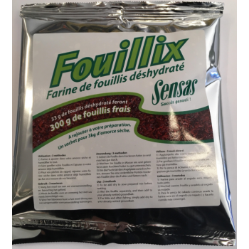 SENSAS Fouillix farina 33 gr SEN07931