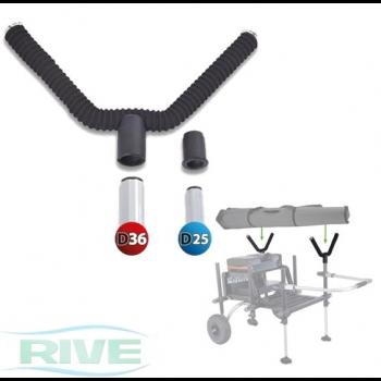 RIVE Forcelle per Panieri  trasporto RBS MOS701050
