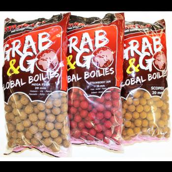 Starbaits Grab and go Global 10 kg SENG&G