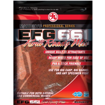 Marukyu EFG661 - Krill Ready Mix - COGEFG661