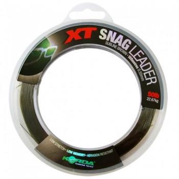 XT Snag Leader KORDA - 60lb - diam. 0.65 mm - 100mt - KORSNAG60