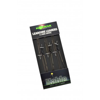 Leadcore Leaders Korda 3x Ring Swivel KORLLRSW