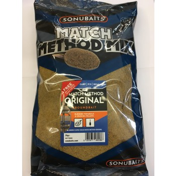 Sonubaits Match Method Mix 2kg BETS0770020