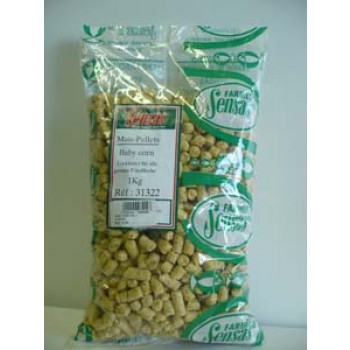 Mais pellets baby corn SENSAS SEN31322